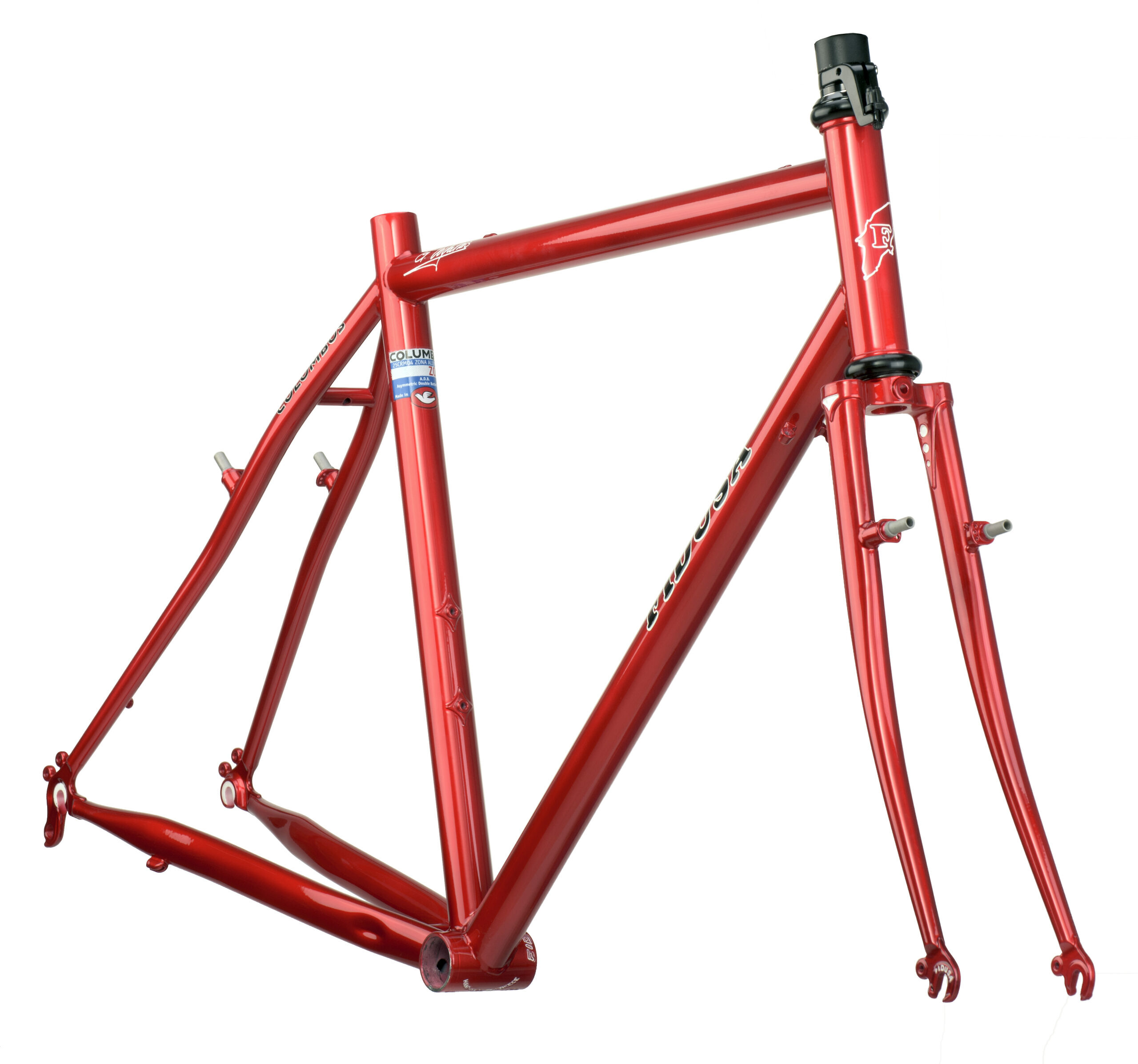CR-MO-Red-frame-clear-w.o-fenders-scaled Panayioti's Cro-Moly Touring Frame