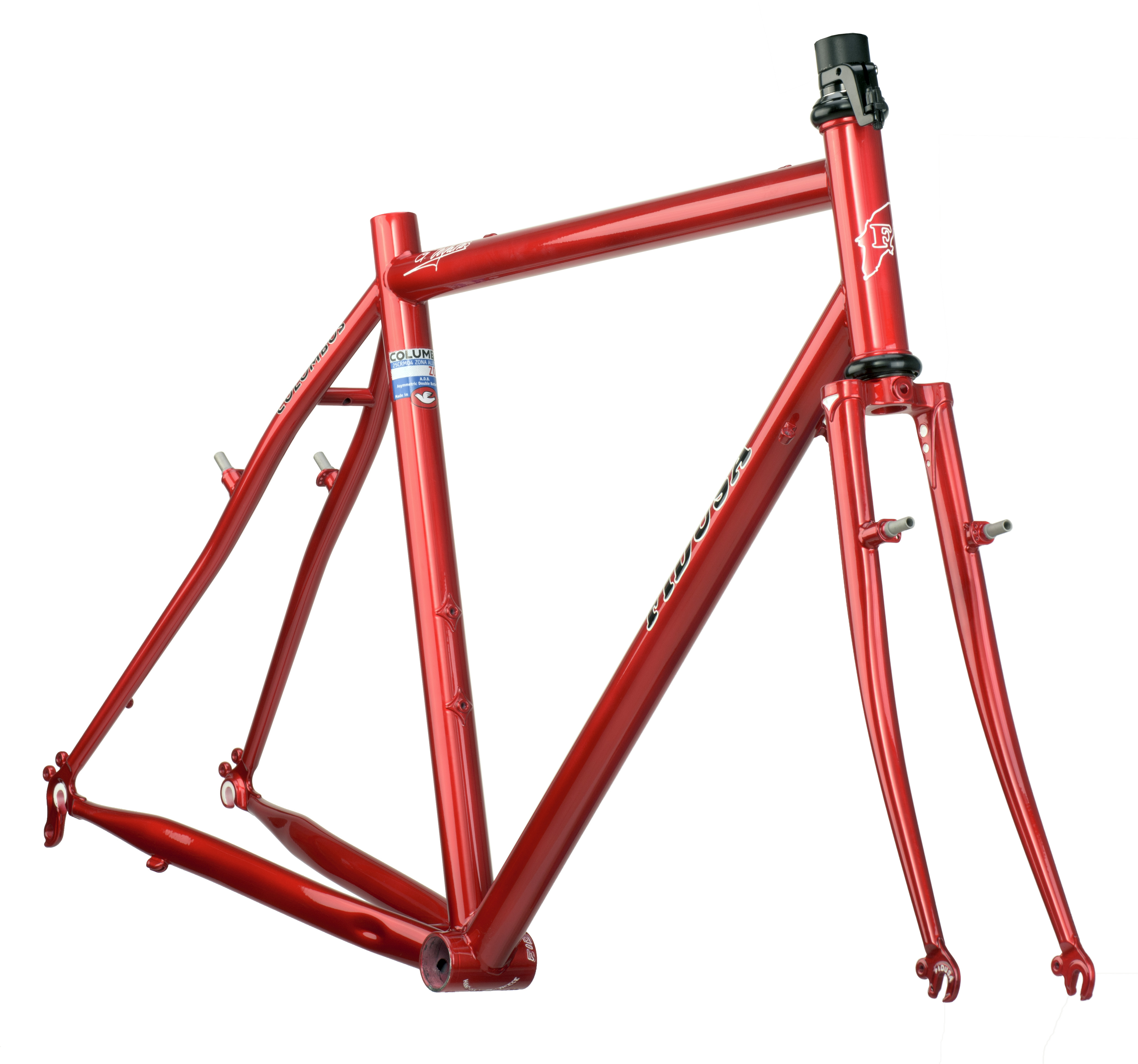 CR-MO-Red-frame-clear-w.o-fenders Ο Touring σκελετός του Παναγιώτη