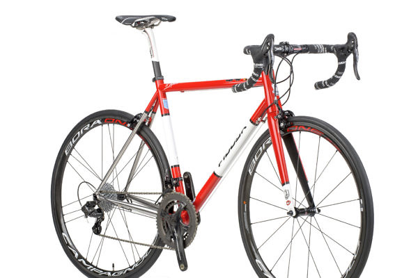 INOX-RED-FRONTclear-600x400 Columbus XCR Stainless Steel Road Bike - Dimitris