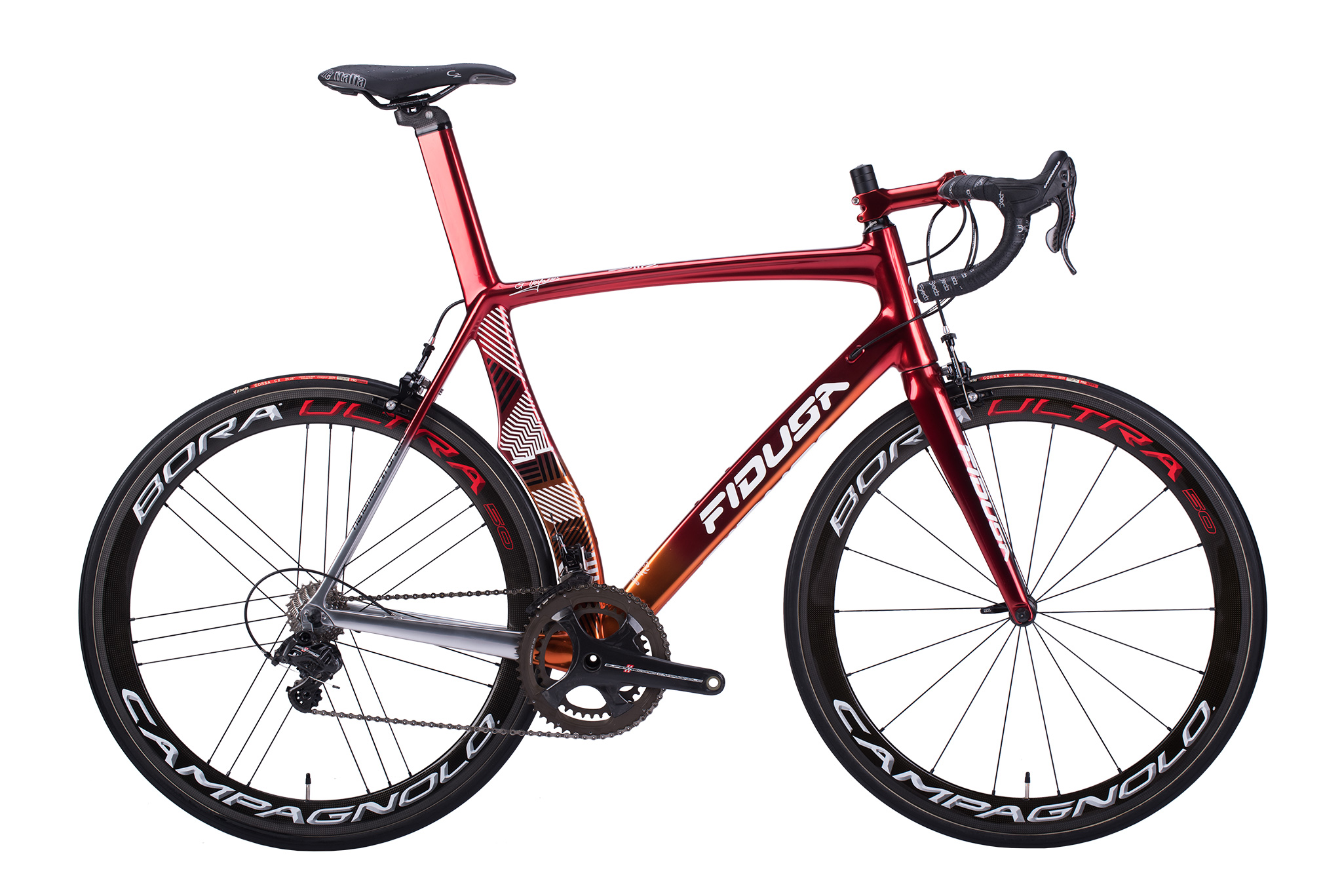 handmade-carbon-road-bicycle13 Veleno Carbon Road Race Bicycle