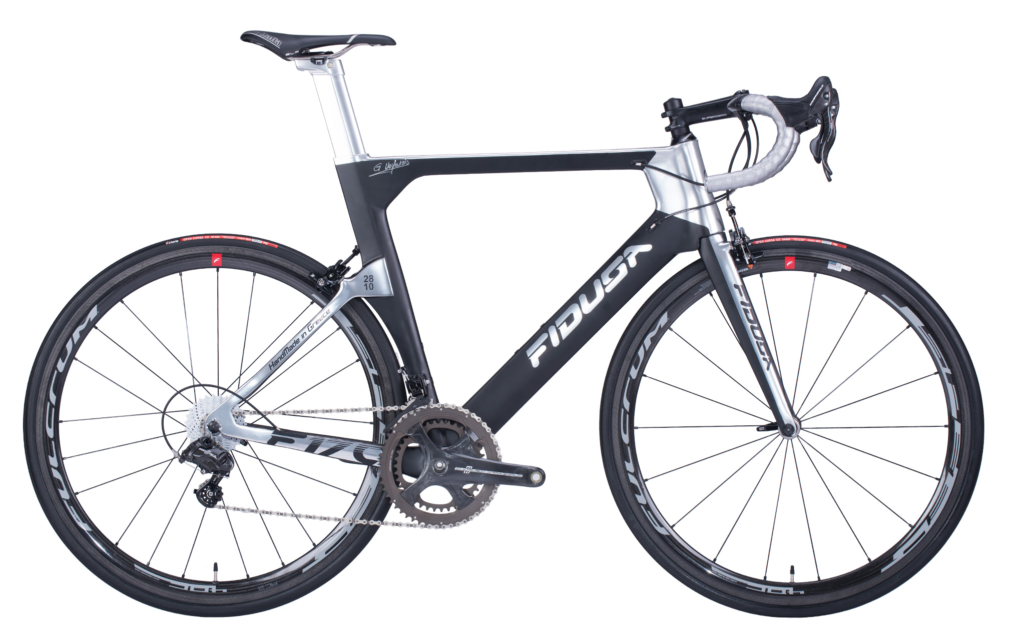handmade-carbon-road-bicycle19 Fidusa F17C Custom Carbon Aero Road Race Bicycle